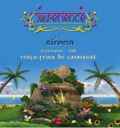 XXXperience @ Sirena no Carnaval 2010 carnaval, Sirena, xxxperience